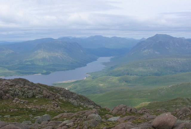 Meall nan Each North Top - Argyll and Bute