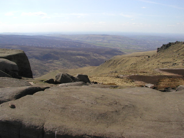 Higher Shelf Stones - Derbyshire