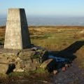 Trig Point, Hay Bluff