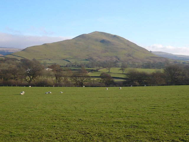 Dufton Pike - Cumbria