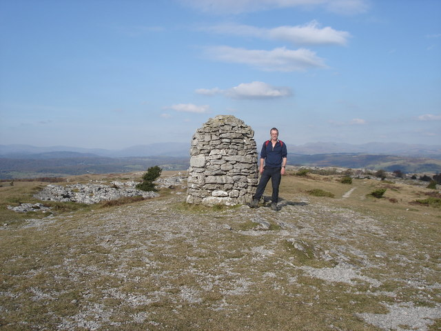 Whitbarrow - Lord's Seat - Cumbria