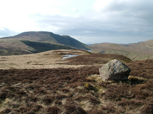 Gale Fell East Top - Cumbria