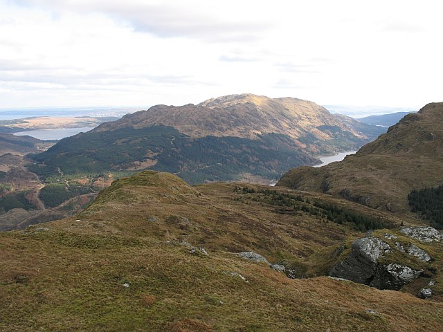 Cruach Bhuidhe South Top - Argyll and Bute