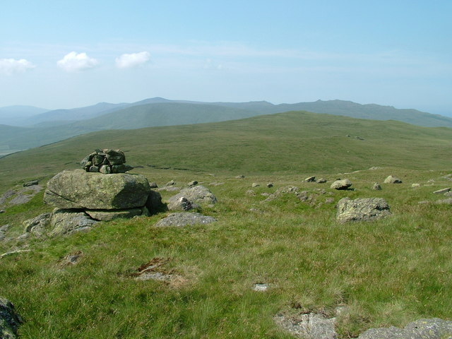 Birker Fell - White How - Cumbria