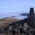 Temperature inversion Place Fell