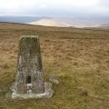 Steeles Knowe trig