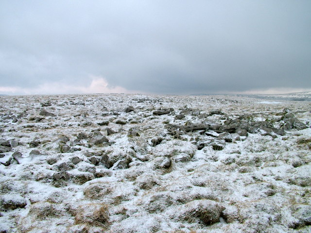 Wold Fell - North Yorkshire
