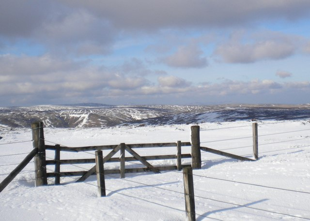 Windlestraw Law - Scottish Borders