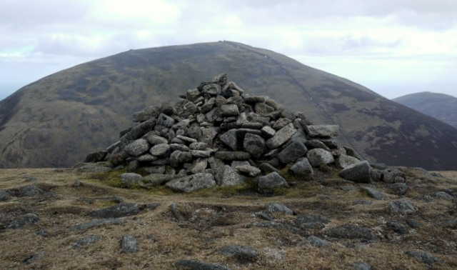 Slieve Commedagh - Newry, Mourne and Down