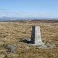 Trig point, Mallowdale Fell
