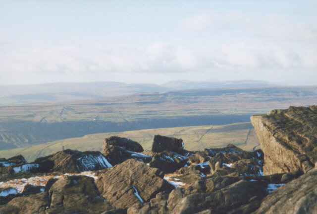 Great Whernside - North Yorkshire