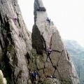 Napes Needle on Great Gable