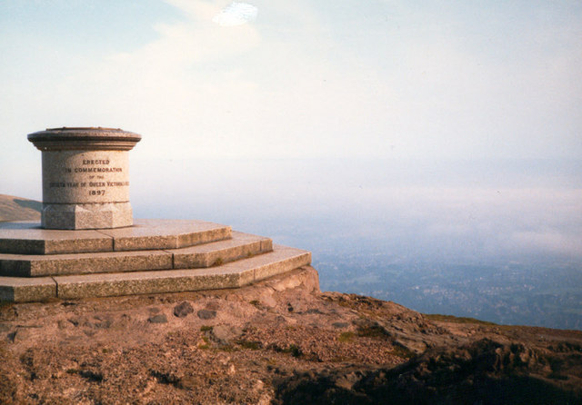 Worcestershire Beacon - Worcestershire