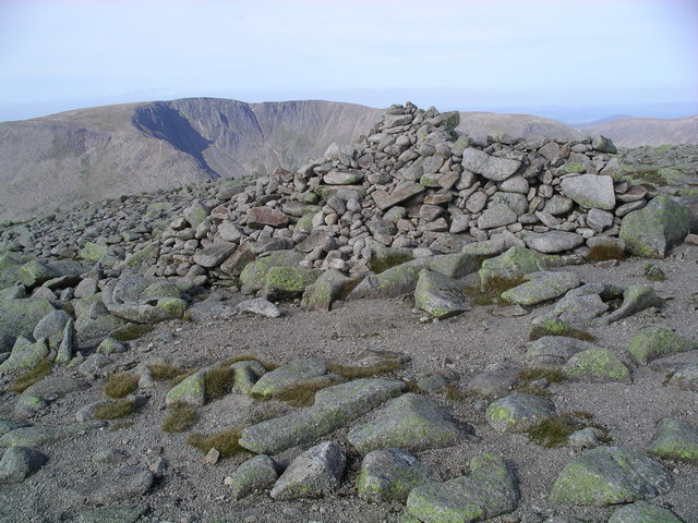 Cairn Toul - Perth and Kinross