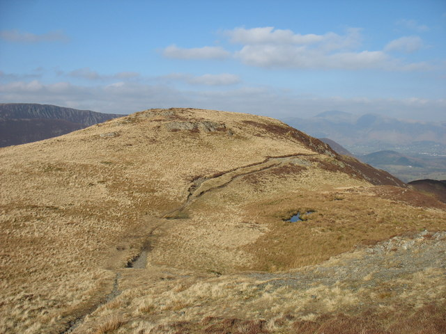 High Crags (Newlands) - Cumbria