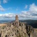 Summit tor of Place Fell