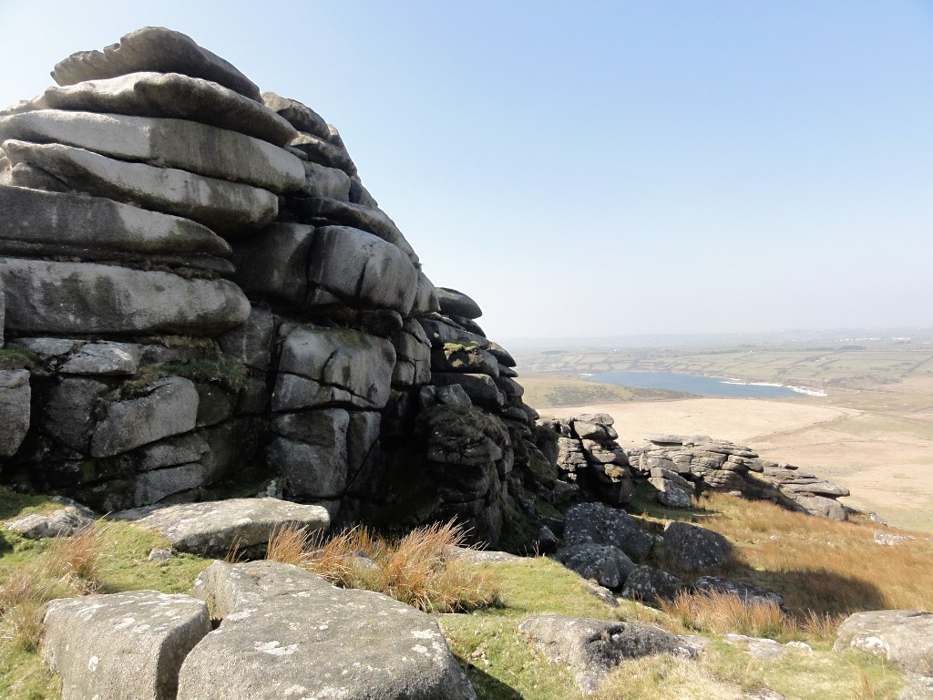 Rough Tor - Cornwall