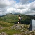 'Blue remembered trig points', Great Stickle