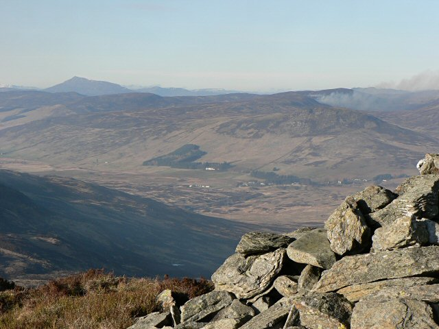 Meall Reamhar - Perth and Kinross