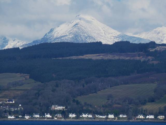 Goatfell - Argyll and Bute