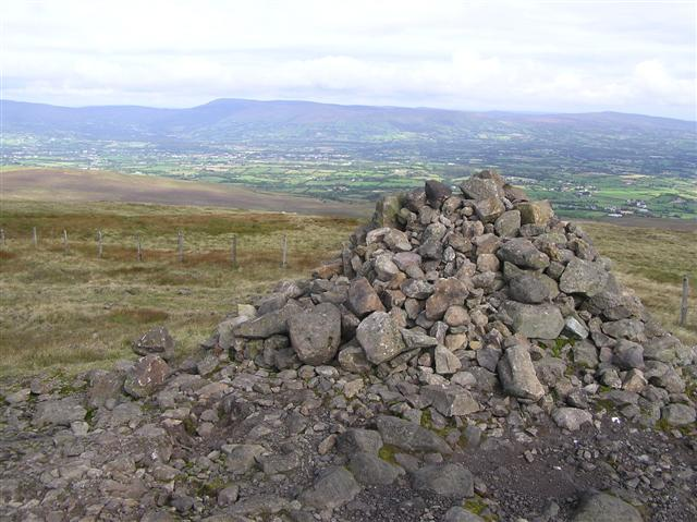 Slieve Gallion NE Top - Mid Ulster
