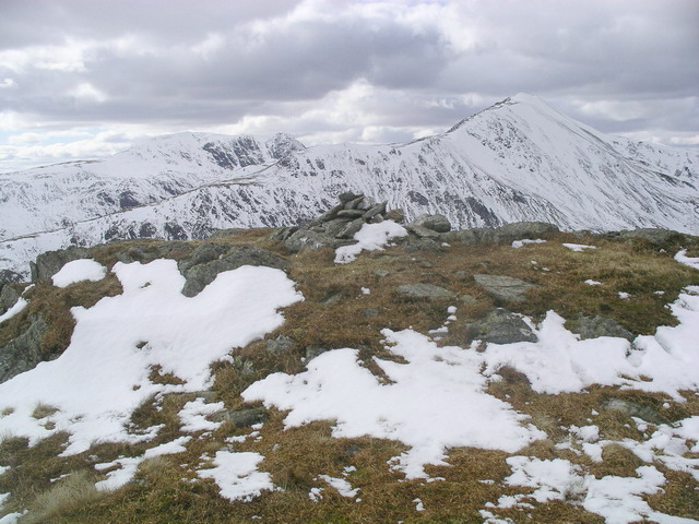 Meall na Fearna - Stirling