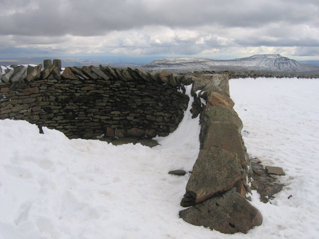 Whernside - Cumbria
